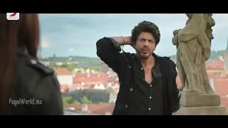 Sharukh Khan with anushka sharma radha song jab harry met movie song
