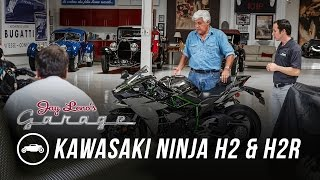 2015 Kawasaki Ninja H2 and H2R - Jay Leno's Garage
