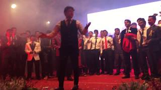 Dance By Er. Lalit Manghnani Sir At Indore Convention
