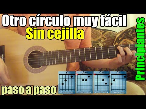Como tocar el Circulo de Do Segundo Circulo Circulo 2 de 7