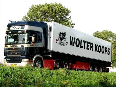 scania R420 wolter koops