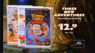 Vintage February 8-February 17, 1995 Television Commercials