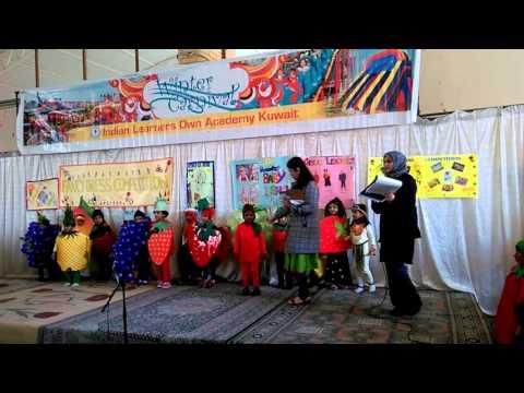 Fancy Dress Competition in indian learners own academy School - Kuwait (R Rithishka)
