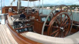 Luxury Sailing Yacht SY Huckleberry