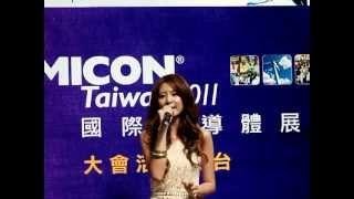 Amber @ SEMI Taiwan