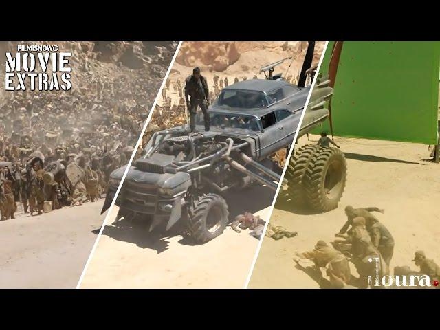 Mad Max: Fury Road - VFX Breakdown by Iloura (2015)