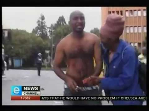 Man shot on camera by the police Police brutality
