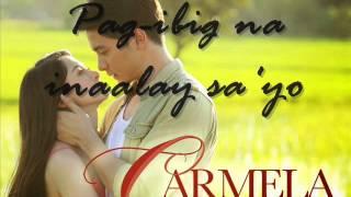 Sana'y Ikaw  Carmela theme song  with lyrics by James Wright