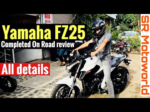 Xxx Mp4 Yamaha FZ25 On Road Review Detailed SR Motoworld 3gp Sex