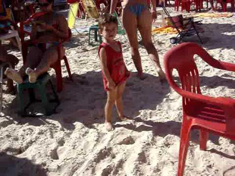 Gostosa na Praia Enseada Guarujá