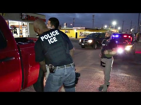 ICE In Action: Fugitive Operations Arrests – New York & Dallas