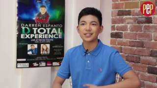How Darren Espanto and his family in Canada deal with being away from each other