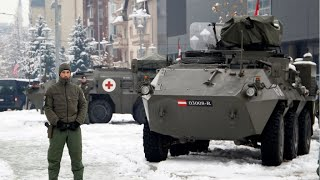 Kosovo votes to create its own army, enraging Serbia