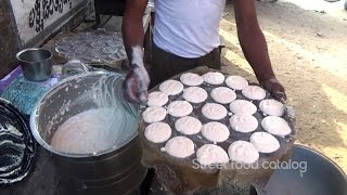 How To Make Idli & Dosa    Stuffed Idli, Rava Idli, Egg Dosa, Masala Dosa    Street Food Catalog