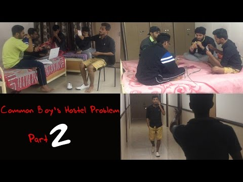 Common Boy's Hostel Problems | Part 2 | Mr. Walia | Funny Hostel Life Video |