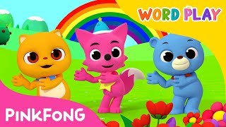 Good Morning Song | Word Play | Pinkfong Songs for Children