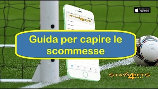 Guida alle scommesse: cosa significa UNDER-OVER, GOL-NOGOL, HANDICAP | Stats4Bets