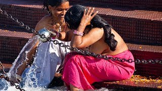 Ganges River -Holy Open Bath in Ganges - Haridwar - Having Fun & Spiritual Experience