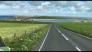 My First Time in the Orkney Islands