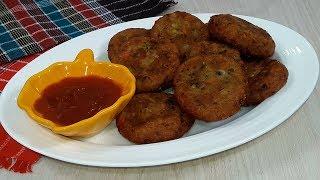 Bread Cutlet Recipe | Bread Potato Cutlet Bangla Recipe By Cooking Channel Bd