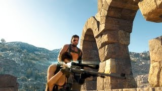 MGS5 - Ep.11: [Cloaked in Silence] - No Traces / CQC only