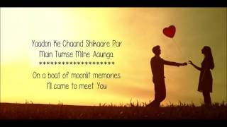 Pal Bhar Chaahunga Reprise   Arijit Singh   Half Girlfriend   Lyrical Video With Translation   YouTu