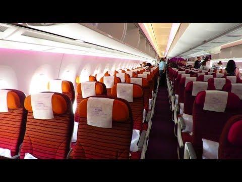 Xxx Mp4 TRIP REPORT THAI AIRWAYS A350 ECONOMY Bangkok To Frankfurt FULL FLIGHT EXPERIENCE 3gp Sex