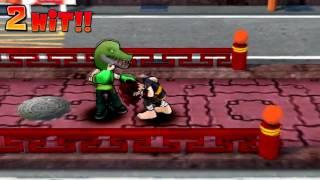 Rumble Fighter - Muhon's Ninjutsu Lesson