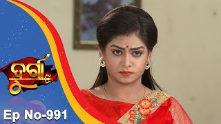 Durga | Full Ep 991 10th Feb 2018 | Odia Serial - TarangTV