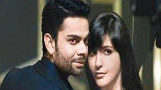 Virat And Anushka Romance In Bangalore