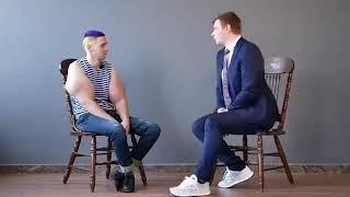 Кирилл Терёшин блиц опрос  Навальный или Путин Оксимирон или Тимати