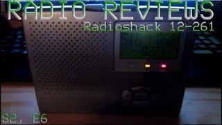 Radio Reviews: Radioshack 12-261