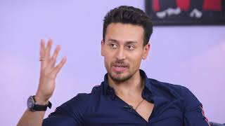 Baba roars with Tiger (Baaghi 2 Promotion) and lot more