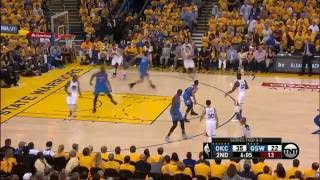 Thunder vs Warriors | West. Conf. Final Game 7 | 3:4 | Full Highlights | May 30, 2016