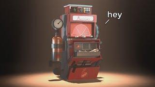 Meet The Dispenser