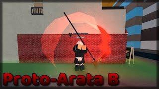 Ro-Ghoul - New Arata Stage Proto-Arata B Showcase !