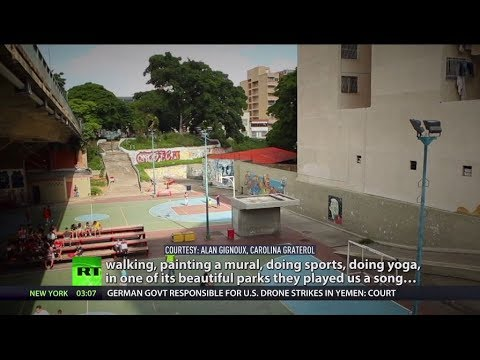 Xxx Mp4 Washington Claims Venezuela Is Completely Impoverished But Is This Really The Case 3gp Sex