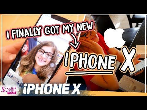 Xxx Mp4 MY PARENTS FINALLY LET ME GET THE IPHONE X The Movie Hands On Review And Unboxing 3gp Sex