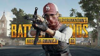 Playerunknown's Battlegrounds (PL) #80 - Niedobór amunicji (FPP Gameplay PL / Zagrajmy w)