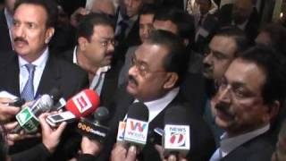ALTAF  HUSSIAN  MEET  TO PRESS  CITY OF LONDON