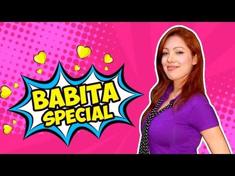Xxx Mp4 Babita Special Funny Scenes Back To Back Taarak Mehta Ka Ooltah Chashma 3gp Sex