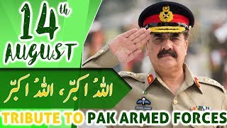 Pakistan Independence Day 2017 | Pak Army Song ALLAH HO AKBAR | 14th August Special