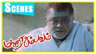 Madurai Sambavam tamil movie | scenes | Title Credits | Radha Ravi and Karthika intro