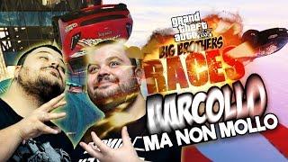 BIG BROTHERS RACES: Barcollo ma non Mollo!