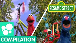 Sesame Street: Bikes, Trains, Planes, and Cars!
