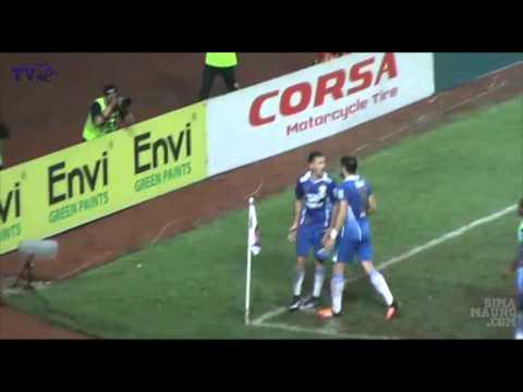 (VIDEO Highlight) Piala Bhayangkara, Persib vs Sriwijaya