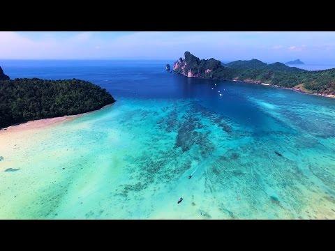 Phi Phi Islands - Best Drone