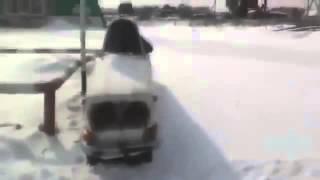 Прикол  Супер Автомобиль ДАИ ГИБДД  Funny  Super Car GAI traffic police