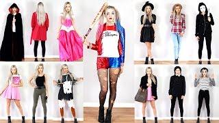 20 HALLOWEEN COSTUME IDEAS