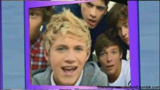 One Direction with iCarly opening